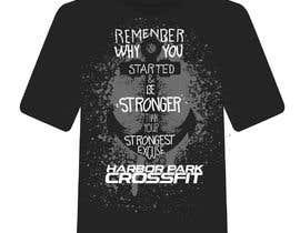 #85 for Design a T-Shirt by Maranovi