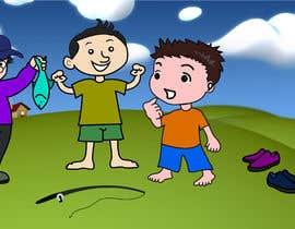 #2 cho Illustrate scene for a children's book bởi lavlimiss