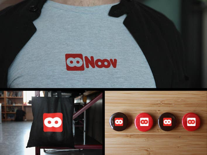 #320 for Product Logo Design for Noov by campecha