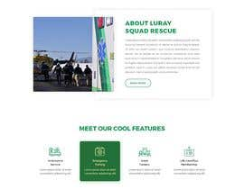 #44 for Design Website for Non-Profit Ambulance Service (Design + HTML) by boushib