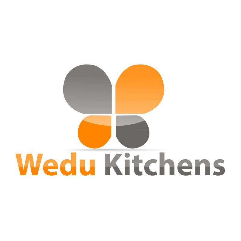 Kilpailutyö #270 kilpailussa Logo Design for Wedu Kitchens