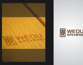 nº 263 pour Logo Design for Wedu Kitchens par danumdata