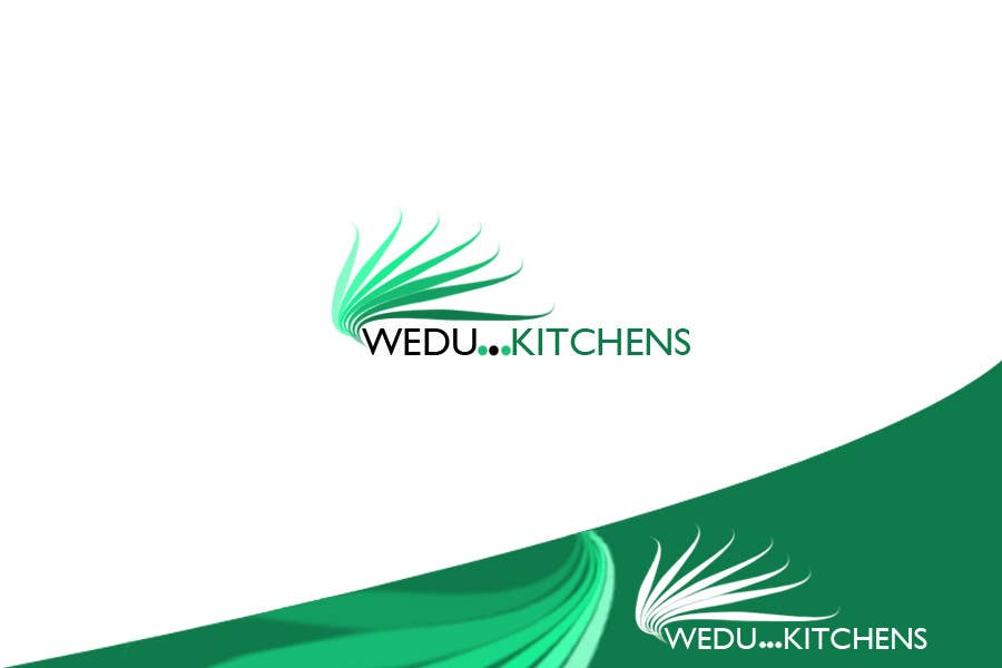 #212 for Logo Design for Wedu Kitchens by succinct