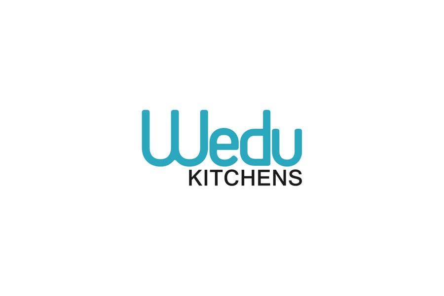 #123 for Logo Design for Wedu Kitchens by Arpit1113