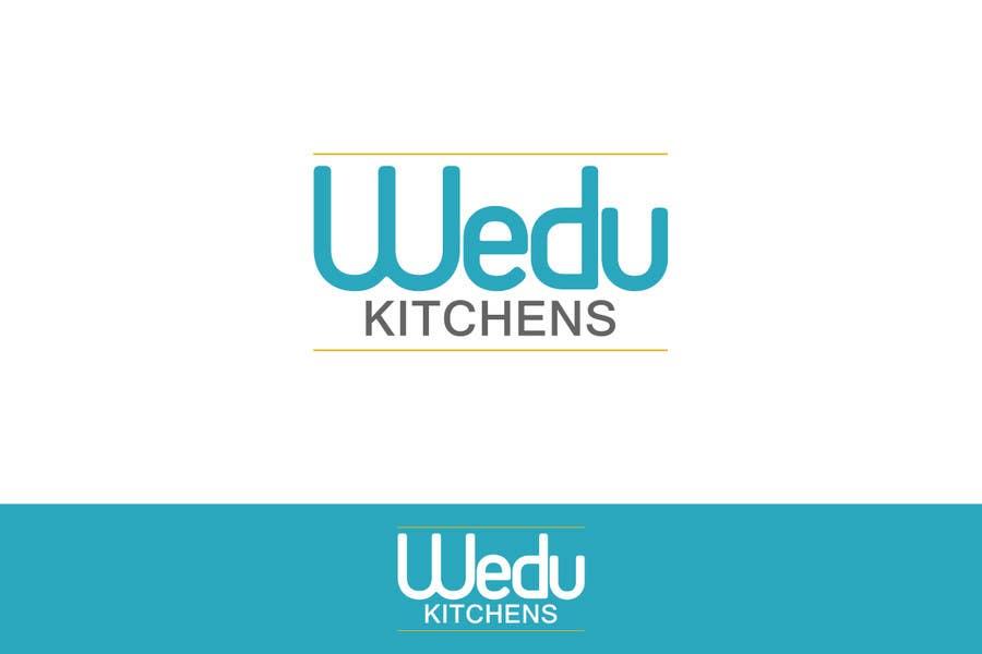 #171 for Logo Design for Wedu Kitchens by Arpit1113