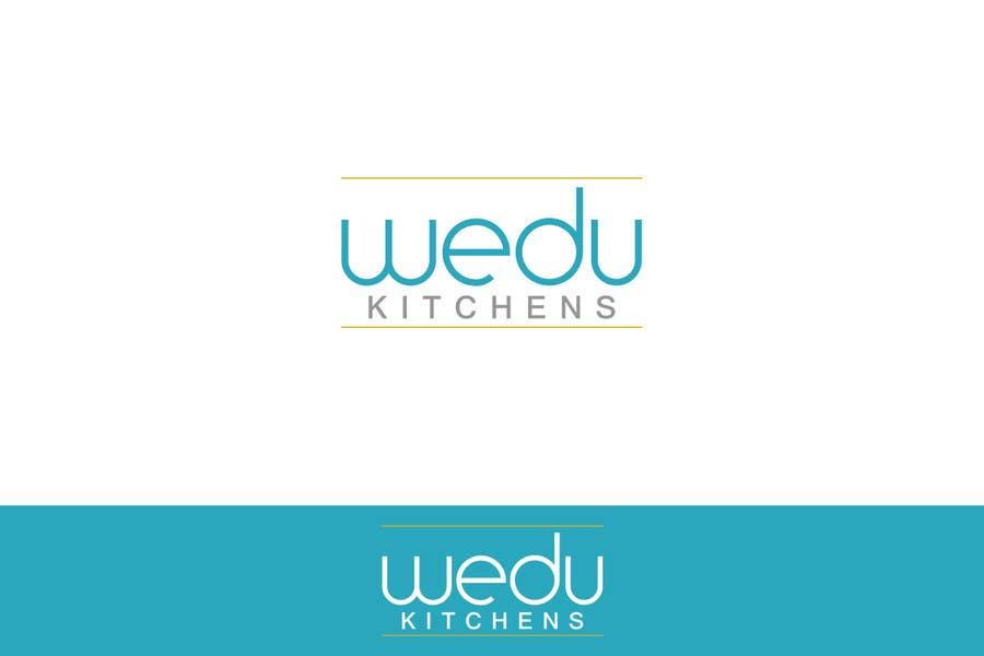 #248 for Logo Design for Wedu Kitchens by Arpit1113