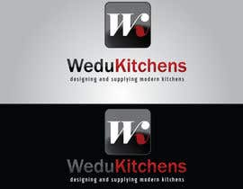 nº 209 pour Logo Design for Wedu Kitchens par damirruff86