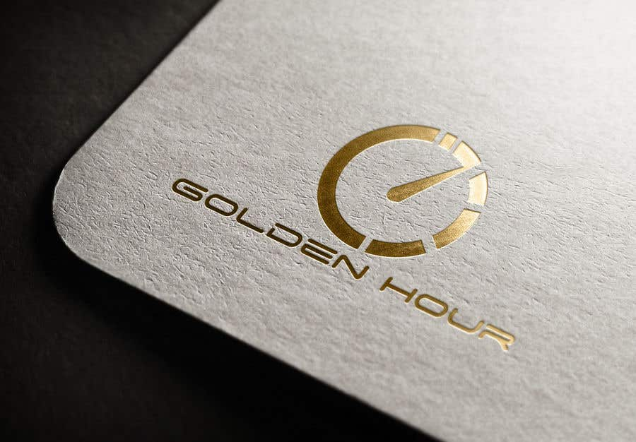 Contest Entry #49 for Golden hour (logo & app icon)