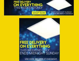 #50 for Design 3 Banners - Free Delivery af sahadathossain81