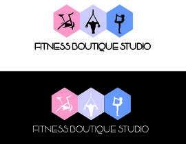 #157 για Fitness Boutique Studio Looking for a Logo! από MArshad1