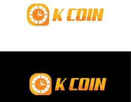 Nro 140 kilpailuun Design a Logo and icon for a crypto coin käyttäjältä ekrambd