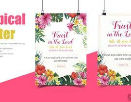 satishandsurabhi tarafından Poster - Tropical için no 16
