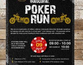 #21 for Inuagural poker run flyer by BettyCH