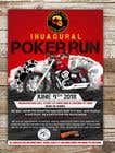 Graphic Design Contest Entry #46 for Inuagural poker run flyer
