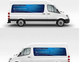 #122 for Design a Vehicle Sign by Mithuncreation