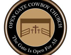#22 for Design a Logo For A Cowboy Church by colorss