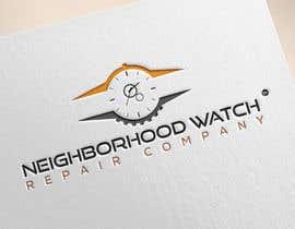 #14 cho Desig a logo for Neighborhood Watch Repair Company bởi MdImran1717