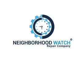 #17 cho Desig a logo for Neighborhood Watch Repair Company bởi taseenabc