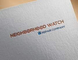 #7 cho Desig a logo for Neighborhood Watch Repair Company bởi abmahrub21