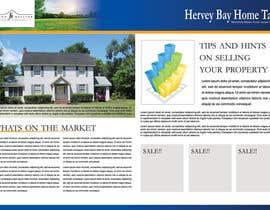 #4 cho Real Estate Newsletter/Brochure bởi wennypus8210