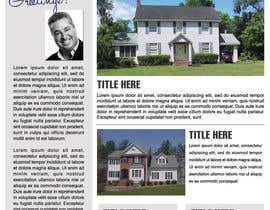 #7 cho Real Estate Newsletter/Brochure bởi wennypus8210