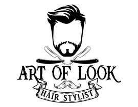 "salimbargam님에 의한 Logo Design ""Art of Look"" - Hairstylist을(를) 위한 #19"