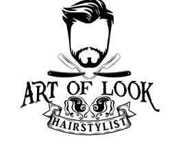 "salimbargam님에 의한 Logo Design ""Art of Look"" - Hairstylist을(를) 위한 #21"