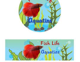 #18 for Logos and Channel Art - Fish Life Aquatics by JethroFord