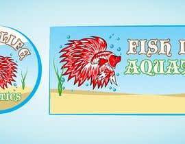 #12 for Logos and Channel Art - Fish Life Aquatics by zaidwaqar66