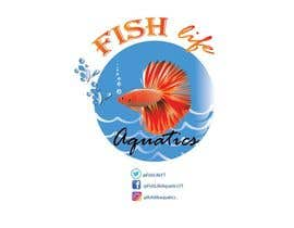#16 for Logos and Channel Art - Fish Life Aquatics by olafekri