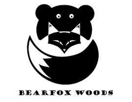 #6 for Bearfox Woods sign by d3stin