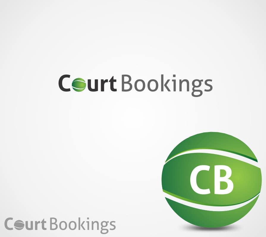 Inscrição nº 66 do Concurso para Corporate Identity Design for Courtbookings.com.au