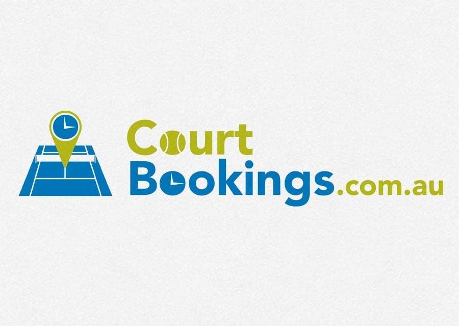 Inscrição nº 165 do Concurso para Corporate Identity Design for Courtbookings.com.au