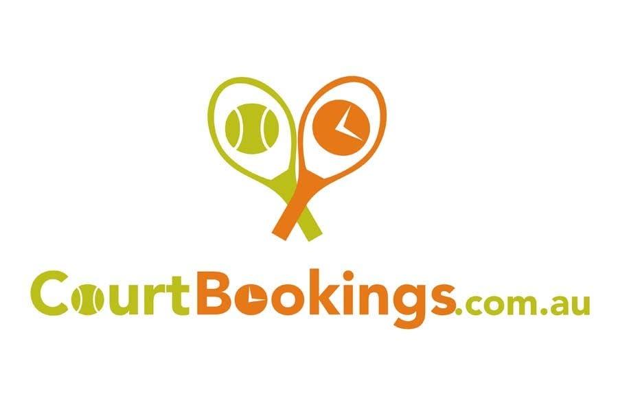 Конкурсная заявка №121 для Corporate Identity Design for Courtbookings.com.au