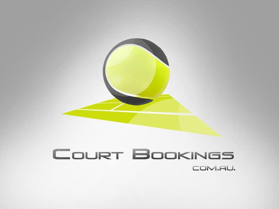 Inscrição nº 112 do Concurso para Corporate Identity Design for Courtbookings.com.au
