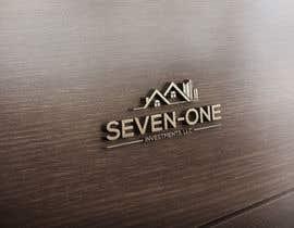 #42 cho Design a Logo for Seven-One Investments, LLC bởi abdulahadrubd