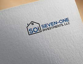 #107 cho Design a Logo for Seven-One Investments, LLC bởi raselkhan1173