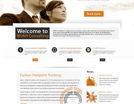 #28 for Website Design for NOAH Consulting af SadunKodagoda