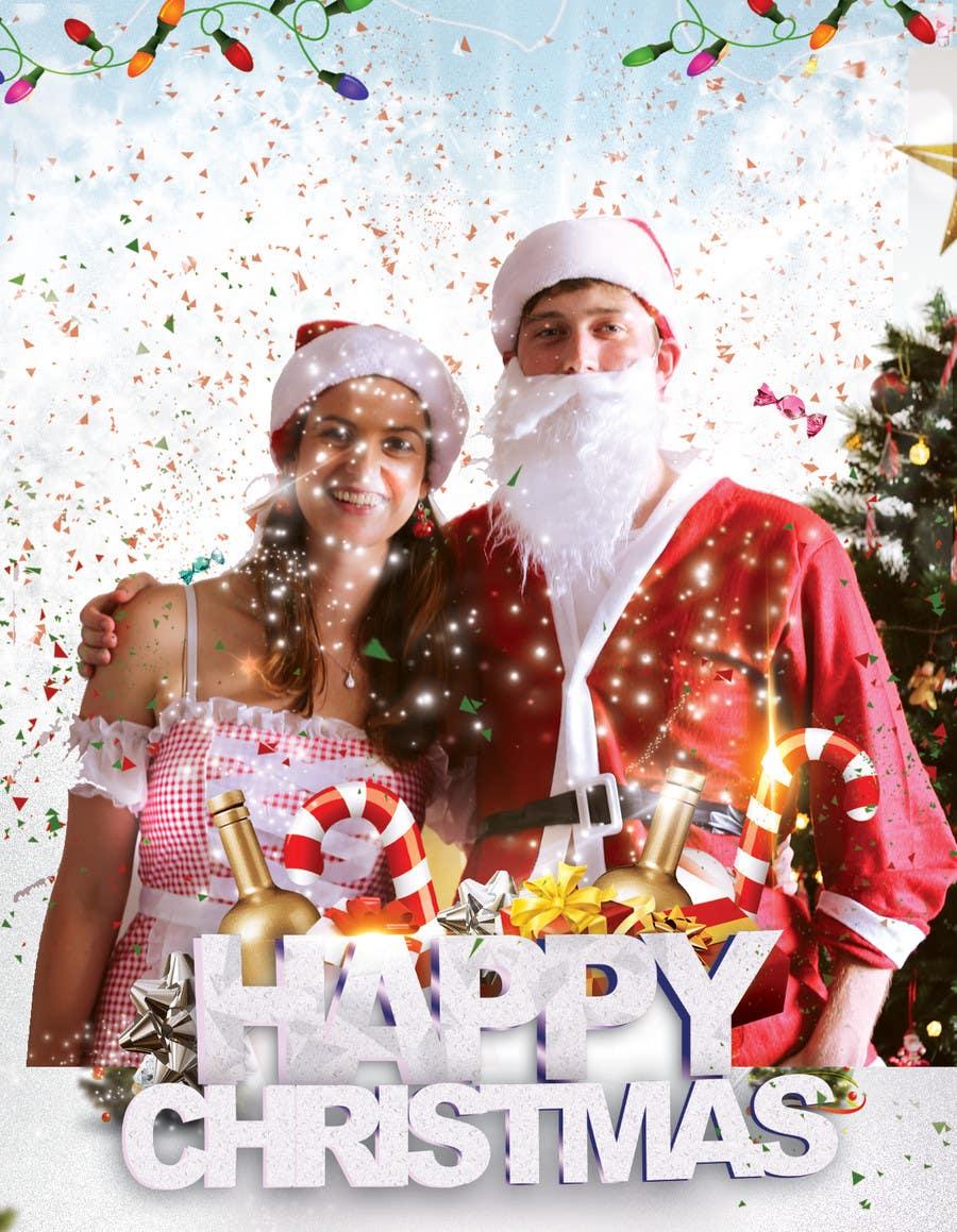 Inscrição nº                                         6                                      do Concurso para                                         Family Christmas Card - Have fun with it!