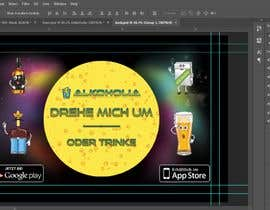 #9 untuk Eyecatcher business card for game app oleh smileless33