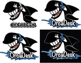 #3 untuk Logo Design is required for software company called OrcaDesk. (related to support ticketing systems) oleh 1279283555_d1350