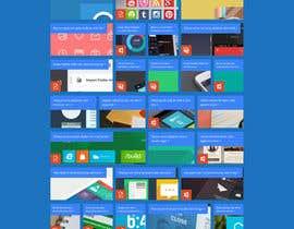 mewartechnosoft tarafından WebsiteFrontpage looking like Windows8 için no 2