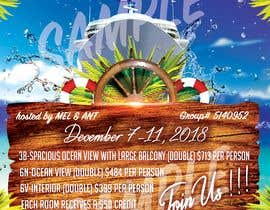 #7 per Cruise flyer da clementprince84