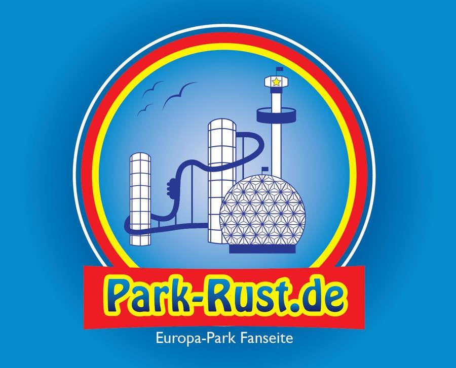 Proposition n°                                        30                                      du concours                                         Logo design for theme park fanpage
