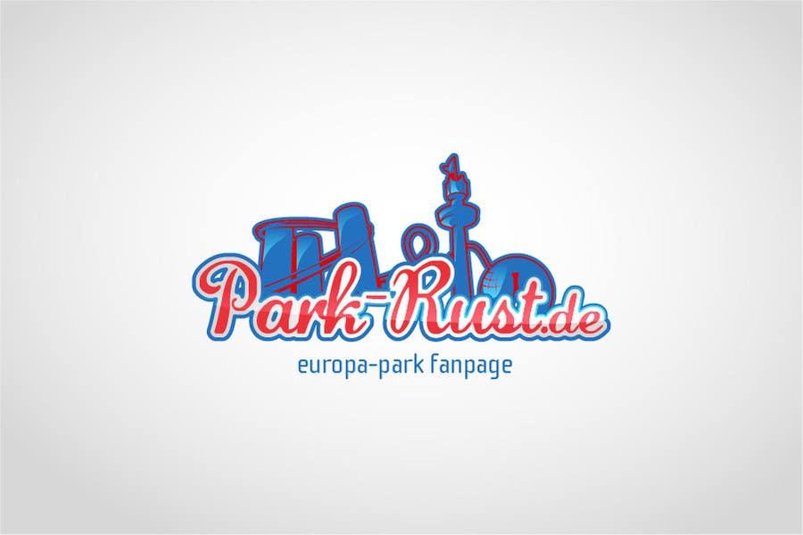 Proposition n°                                        98                                      du concours                                         Logo design for theme park fanpage