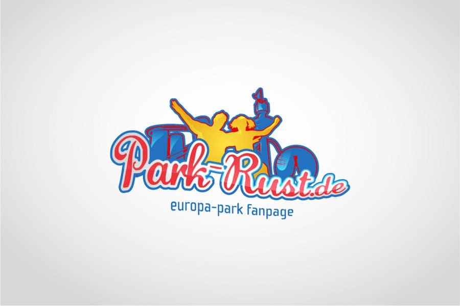 Proposition n°                                        102                                      du concours                                         Logo design for theme park fanpage