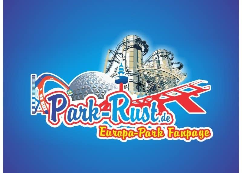 Proposition n°                                        95                                      du concours                                         Logo design for theme park fanpage