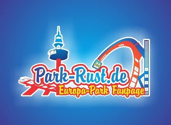 Proposition n°                                        39                                      du concours                                         Logo design for theme park fanpage