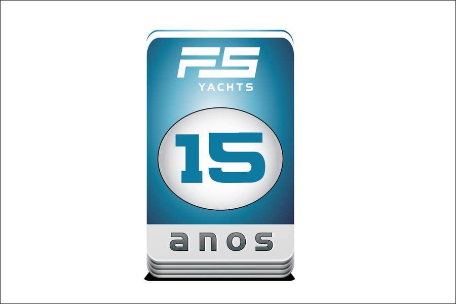 """Intrarea #76 pentru concursul """"Graphic Design for FS Yachts"""""""