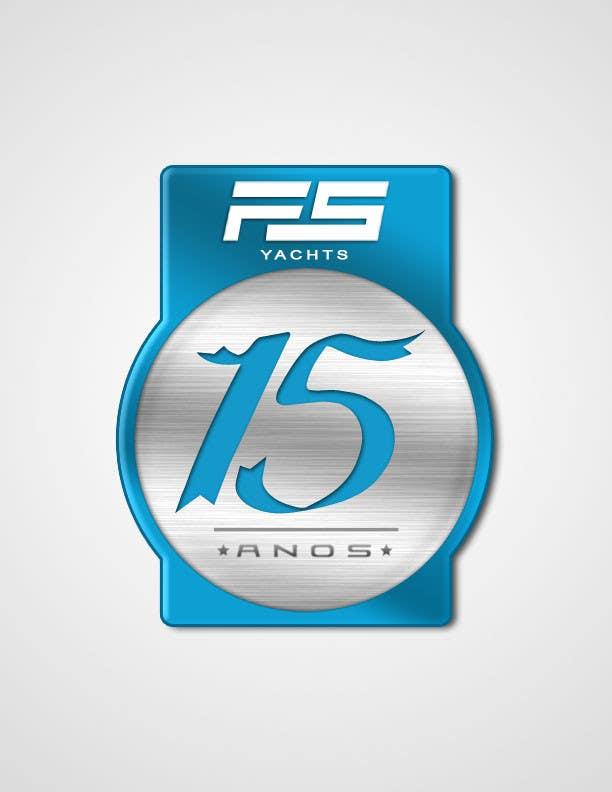 """Intrarea #84 pentru concursul """"Graphic Design for FS Yachts"""""""